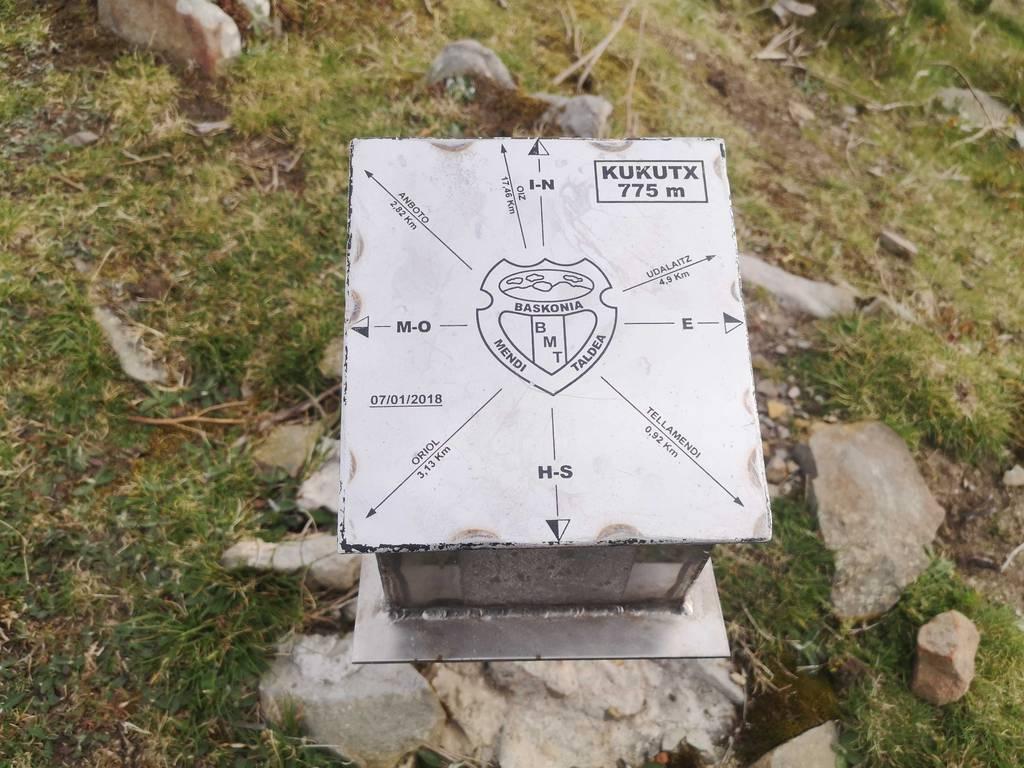Zuriñe Larrinaga erabiltzailea Amillondo puntan, 2021-04-01 09:41