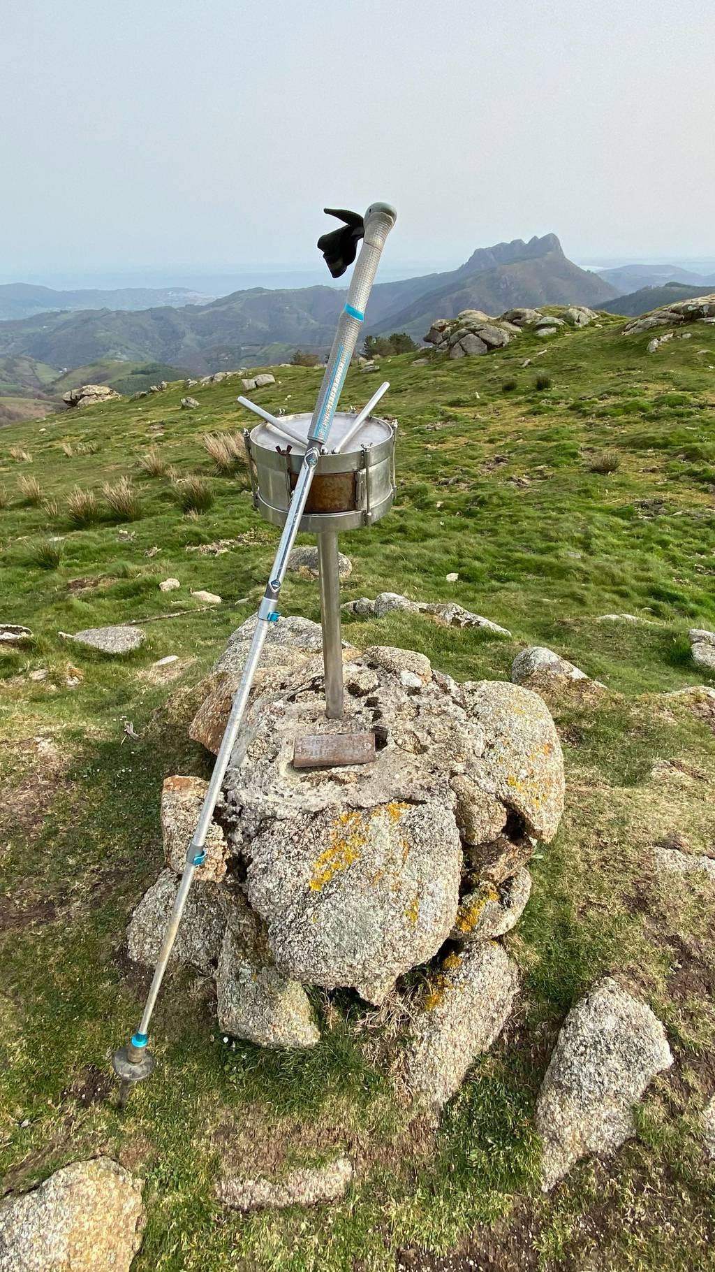 Unai Aldama erabiltzailea Munagirre puntan, 2021-04-01 10:41