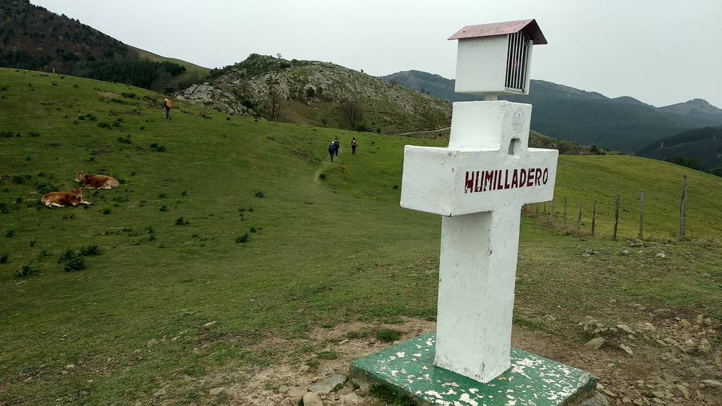 Imanol Mendi erabiltzailea El Humilladero puntan, 2021-04-01 13:38