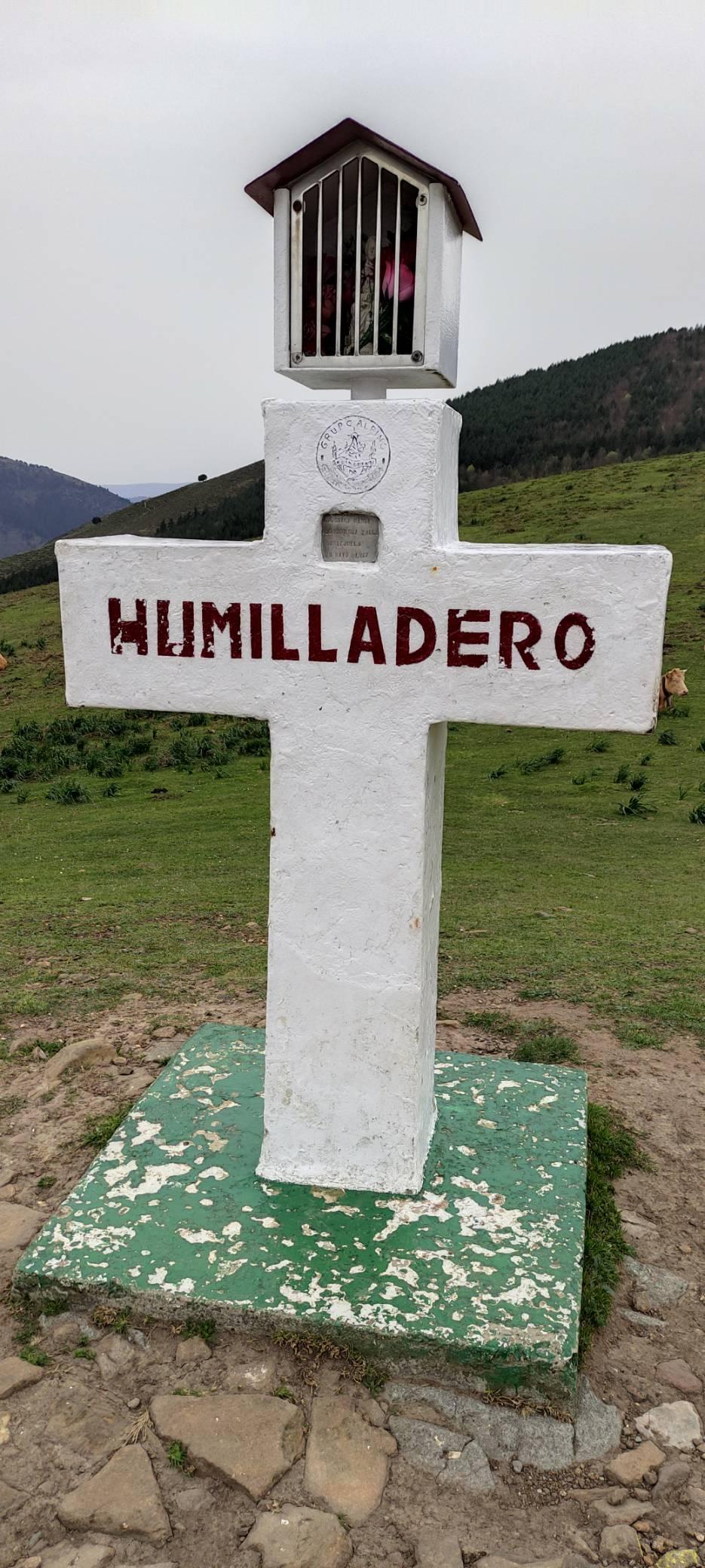 Benito Kamela erabiltzailea El Humilladero puntan, 2021-04-01 15:24