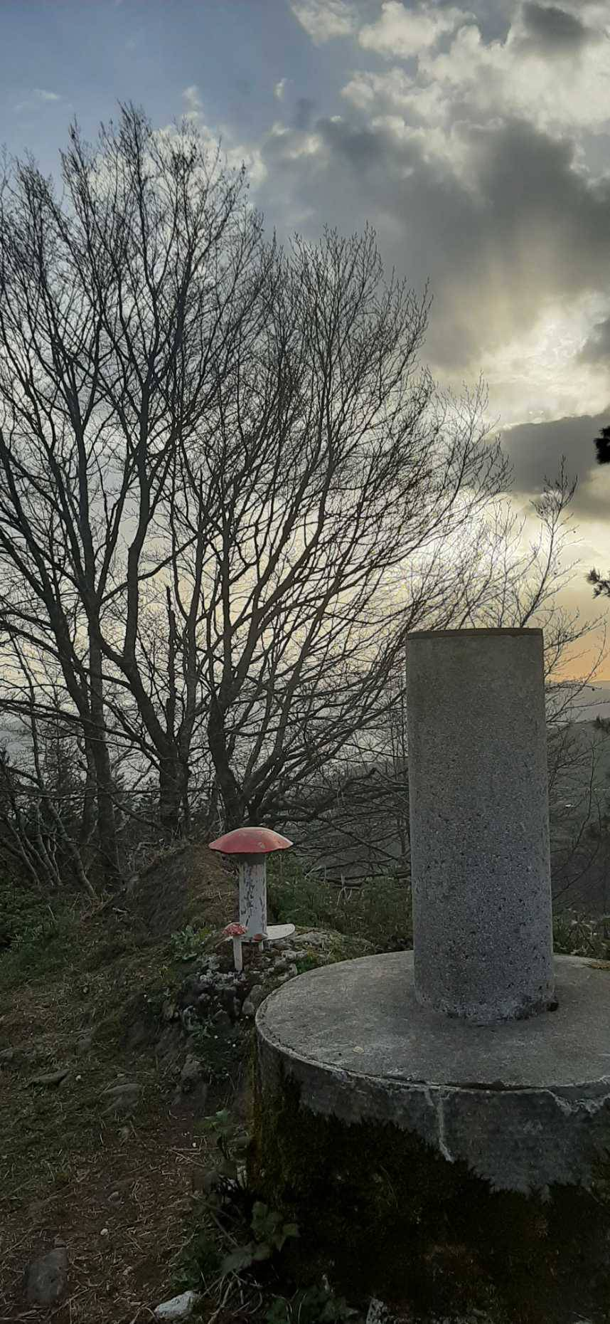 Maider Larranaga erabiltzailea Agerreburu puntan, 2021-04-02 08:51
