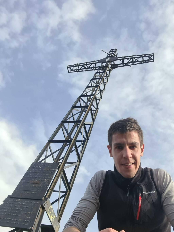 Mikel Barrós erabiltzailea Tellamendi / Belamendi puntan, 2021-04-02 10:01