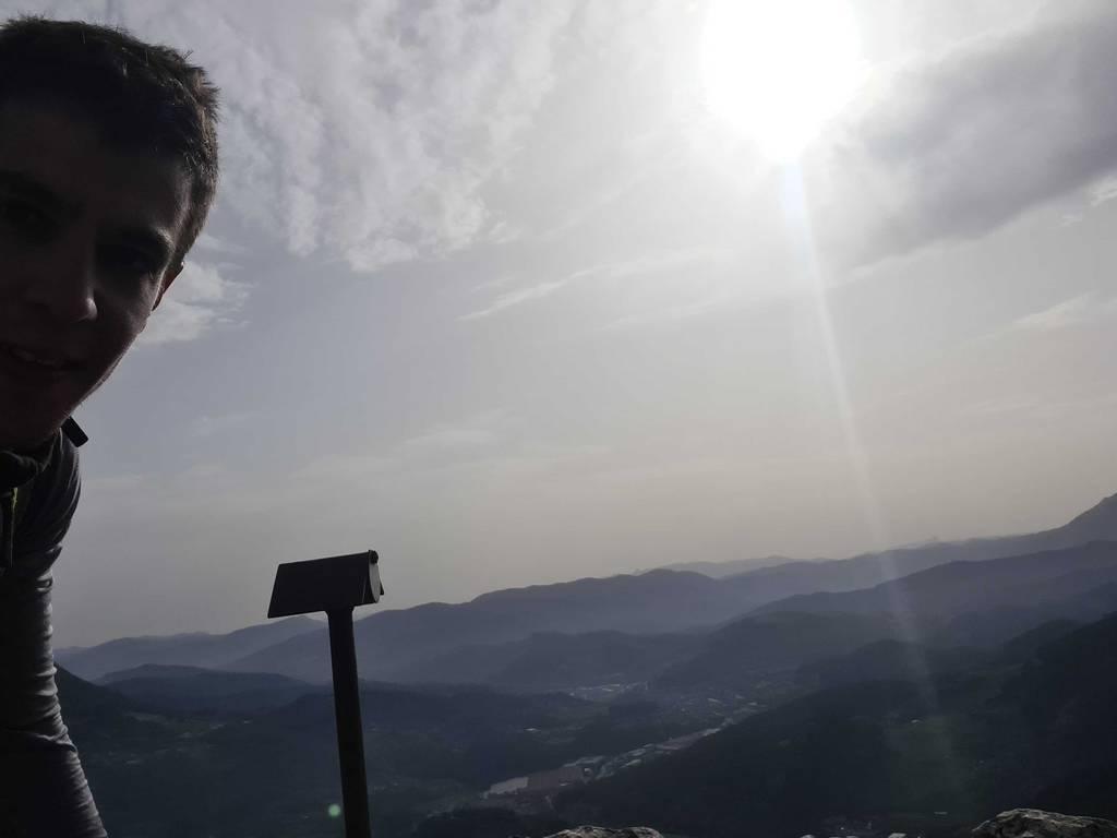 Mikel Barrós erabiltzailea Lurgorri puntan, 2021-04-02 10:20