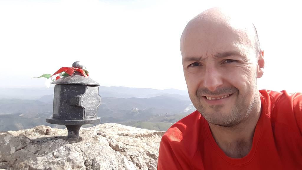 Mikel Larreategi erabiltzailea Aratz puntan, 2021-04-02 12:37
