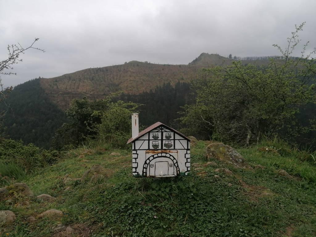 Nahikari Ayerdi Barandiaran erabiltzailea Gazteluzar puntan, 2021-04-03 10:06