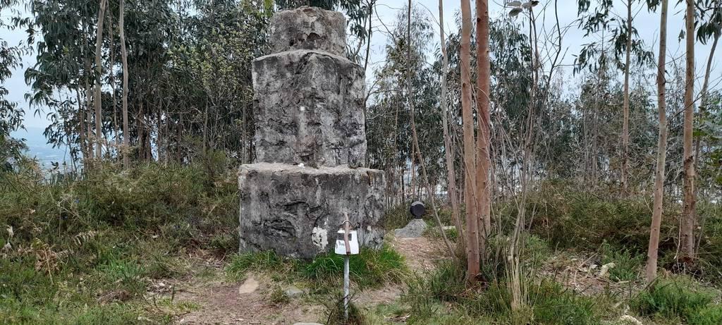 Iñaki Carrero Bujan erabiltzailea Lañamendi puntan, 2021-04-03 11:03