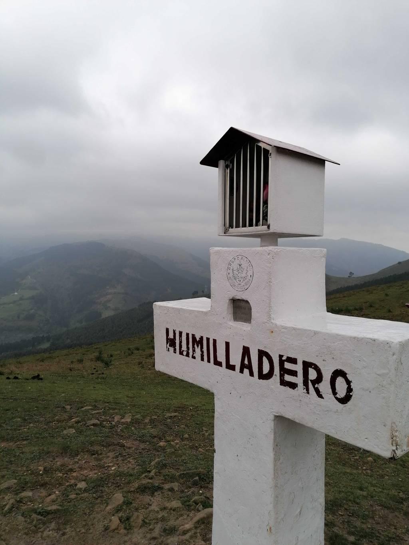 Ane Azkuenaga erabiltzailea El Humilladero puntan, 2021-04-03 12:16