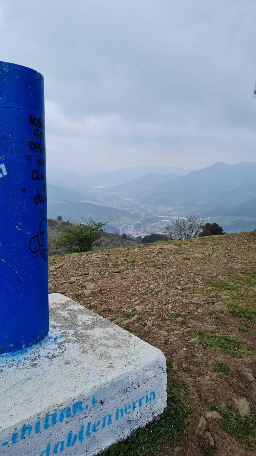 Iñigo Santxo Monzon erabiltzailea Artanda puntan, 2021-04-03 13:06