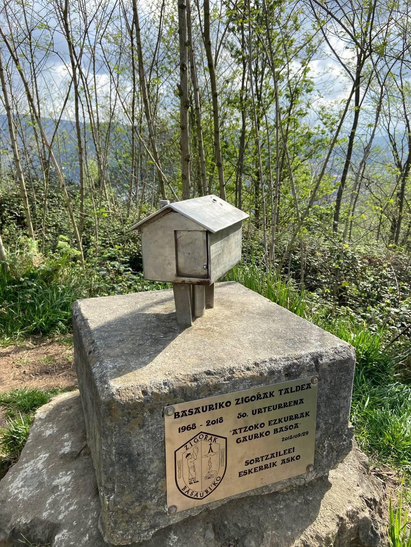 Siberian Trail erabiltzailea Gaztelu puntan, 2021-04-04 11:12