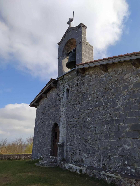 Aitziber Elizondo erabiltzailea Santa Engrazia puntan, 2021-04-05 11:17