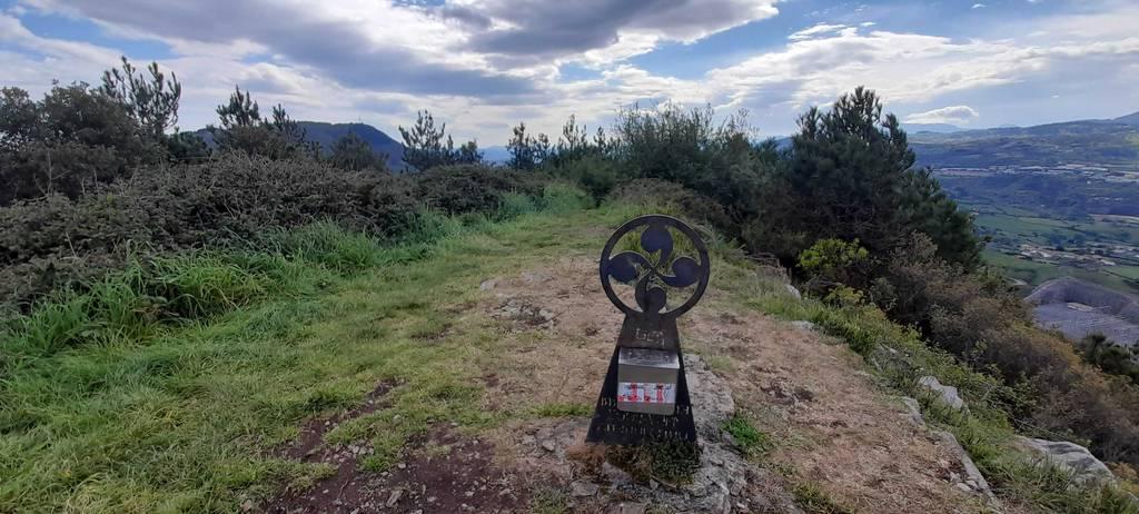 Iñaki Carrero Bujan erabiltzailea Montaño puntan, 2021-04-10 11:53