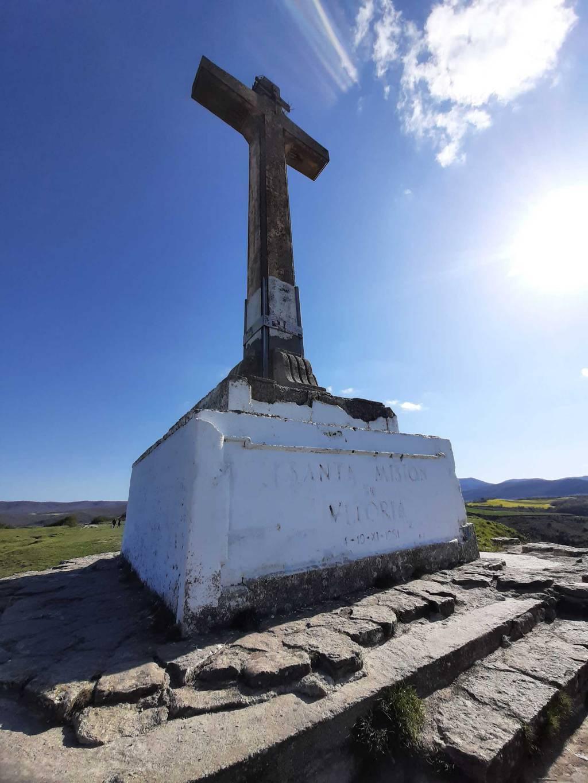 Unai Larrauri erabiltzailea Santakuruzgana (Olarizu) puntan, 2021-04-16 17:30