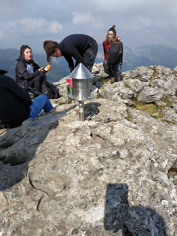 Aitor Torre erabiltzailea Larrano Puntea puntan, 2021-04-18 11:43