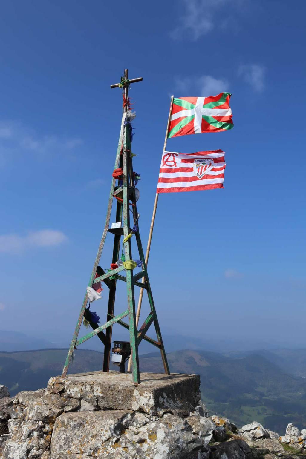 ainara txertudi erabiltzailea Pico de la Cruz puntan, 2021-04-18 12:31