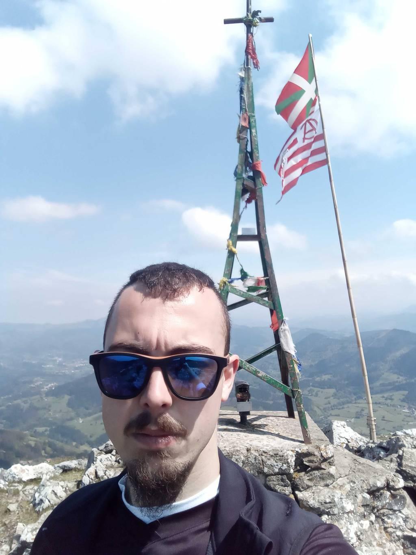 Kepa Legarra Ramos erabiltzailea Pico de la Cruz puntan, 2021-04-21 13:25