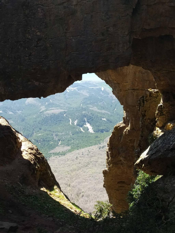 Ander Garcia erabiltzailea Paso del Oso puntan, 2021-04-04 13:40