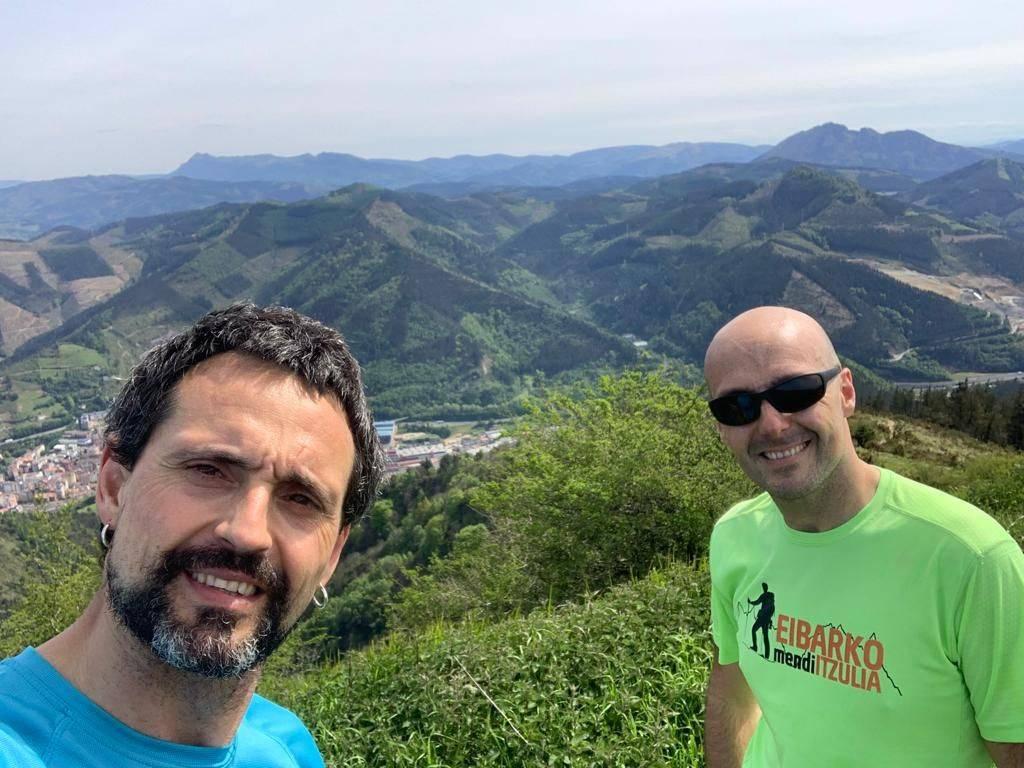Mikel Larreategi erabiltzailea Urko puntan, 2021-04-23 16:04