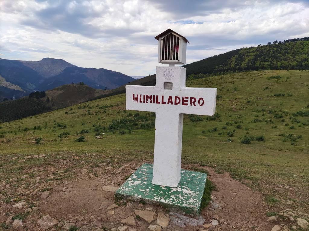 Josetxu moreno erabiltzailea El Humilladero puntan, 2021-04-24 10:22