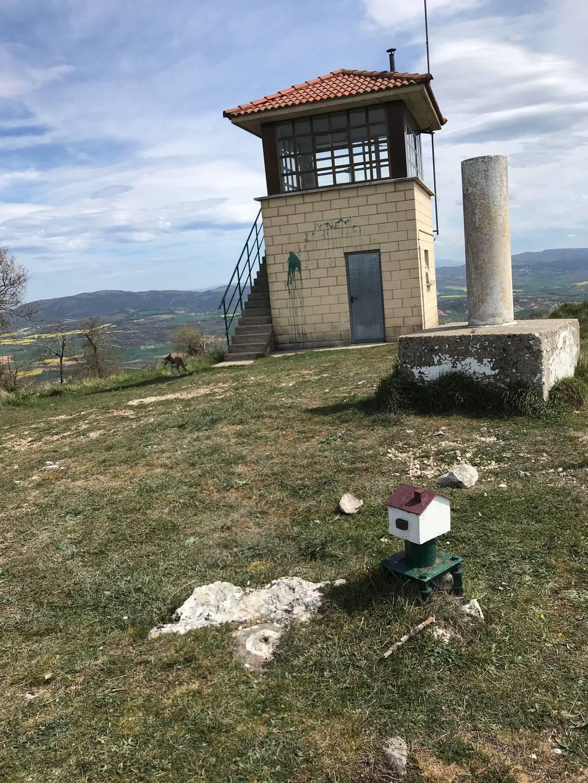 Axier Arruti erabiltzailea Cerro puntan, 2021-04-24 12:30