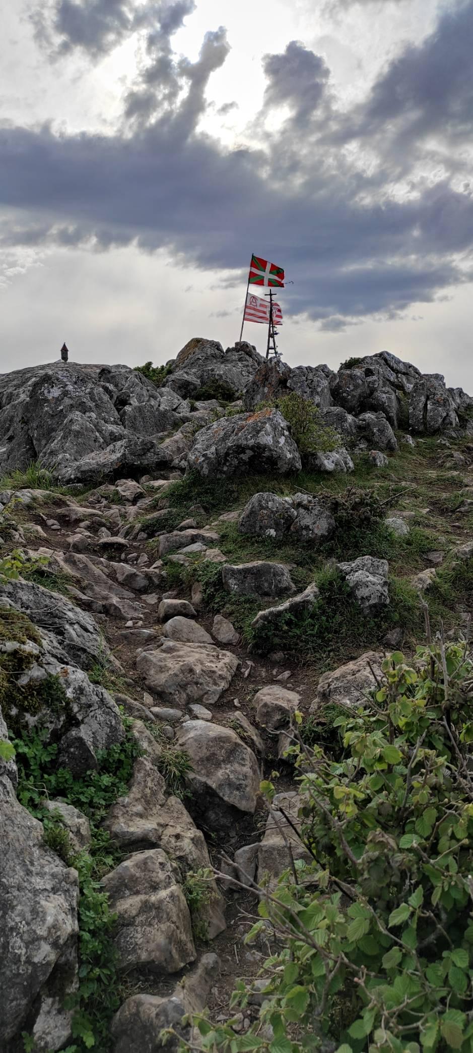 Alex Rodriguez erabiltzailea Pico de la Cruz puntan, 2021-04-24 18:18