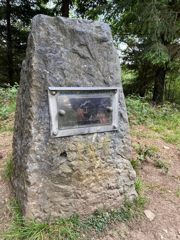 Enaitz Cuevas erabiltzailea Tontorrandi puntan, 2021-04-25 09:36