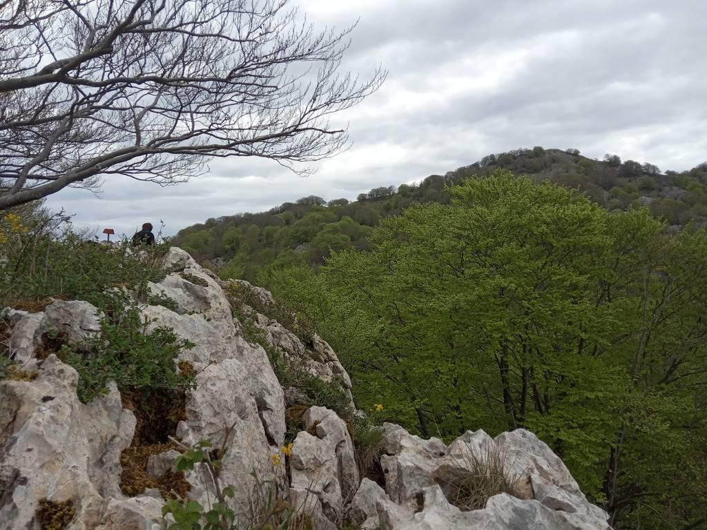 Juanjo Otxabide erabiltzailea Pagasarri puntan, 2021-04-25 11:34