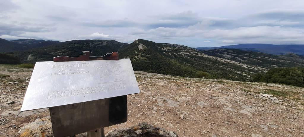 Sergio Txouret erabiltzailea Amaritu puntan, 2021-04-25 14:21