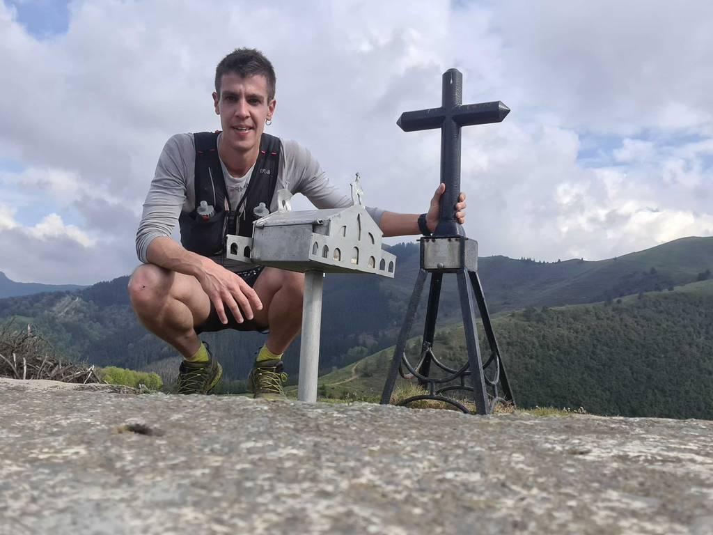 Mikel Barrós erabiltzailea Alpitsu puntan, 2021-05-01 10:24