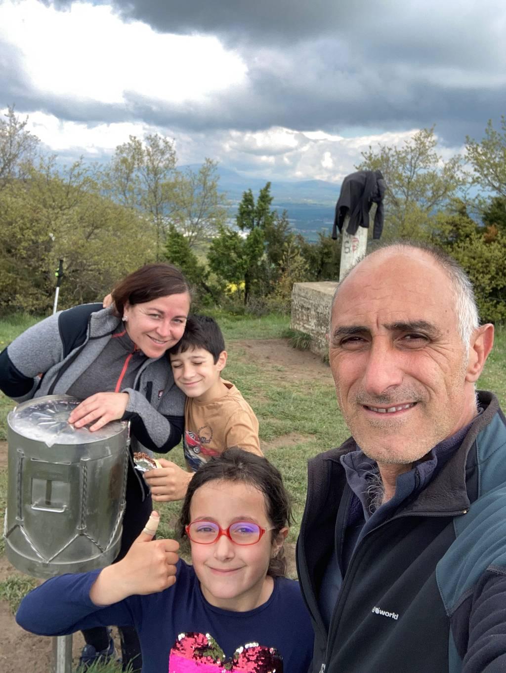 Gorka Belamendia erabiltzailea San Kiliz / Urgatxi / Errogana puntan, 2021-05-01 11:55