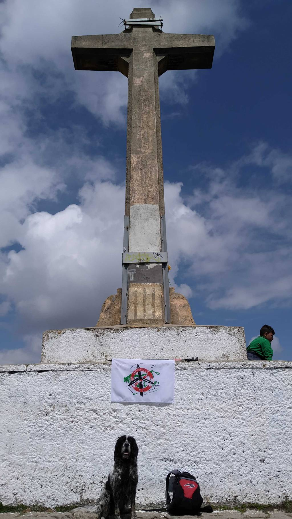 Javier Aguirre erabiltzailea Santakuruzgana (Olarizu) puntan, 2021-05-02 13:27