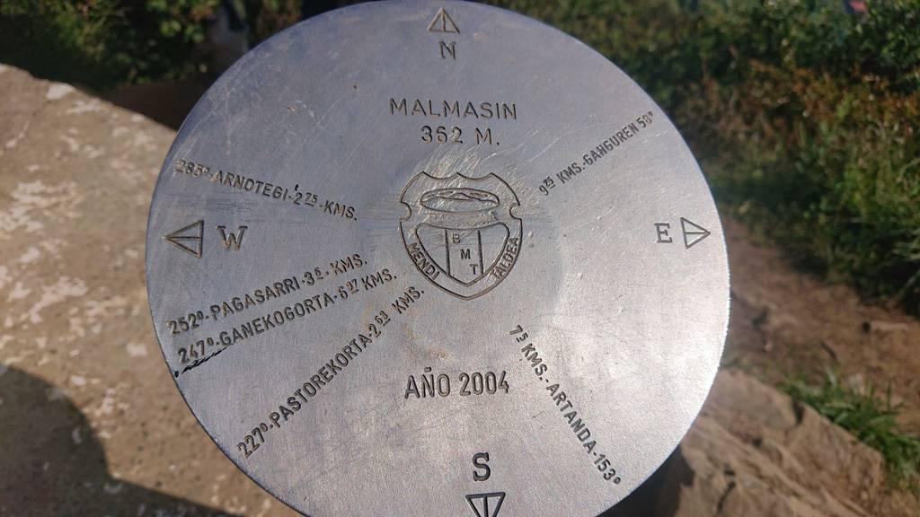 Manu Aldea erabiltzailea Malmasin puntan, 2021-05-04 11:12