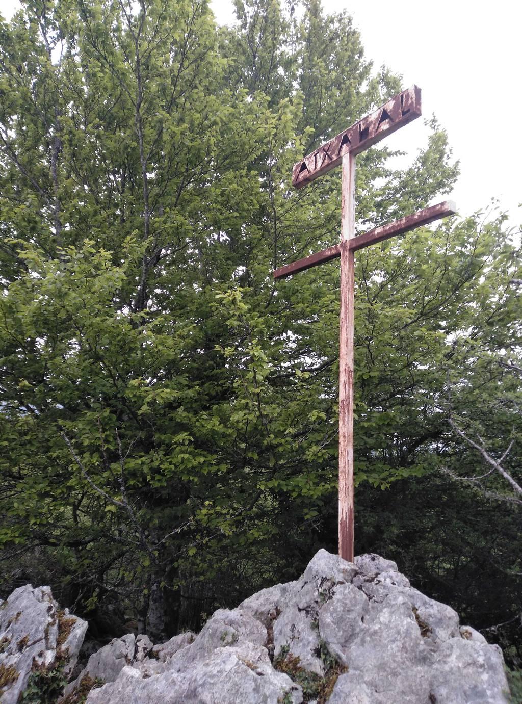 Josu Azpillaga erabiltzailea Atxabal / Txarabeltz puntan, 2021-05-06 19:19