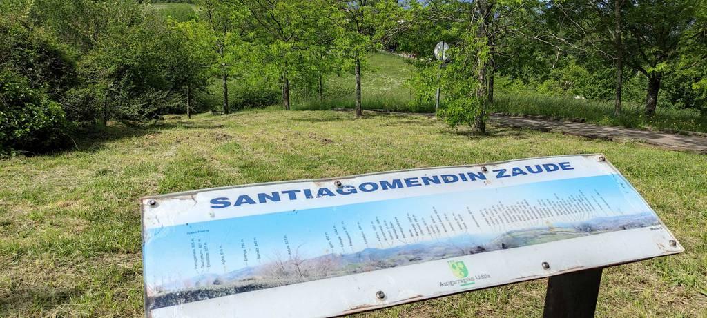 Benito Kamela erabiltzailea Santiagomendi puntan, 2021-05-08 11:53