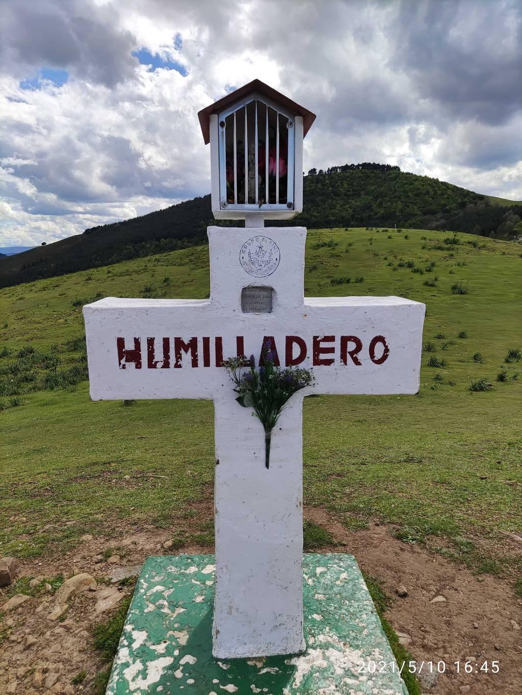 Josetxu moreno erabiltzailea El Humilladero puntan, 2021-05-10 16:43