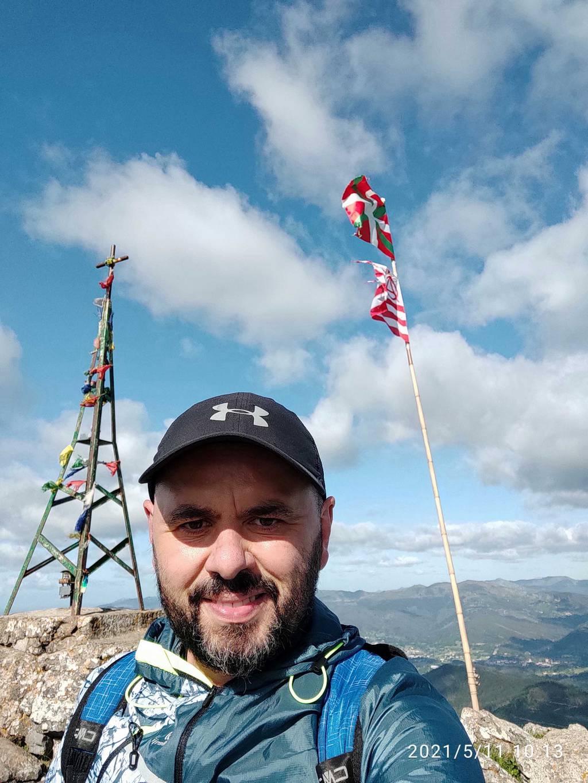Pernan Morales erabiltzailea Pico de la Cruz puntan, 2021-05-11 10:13
