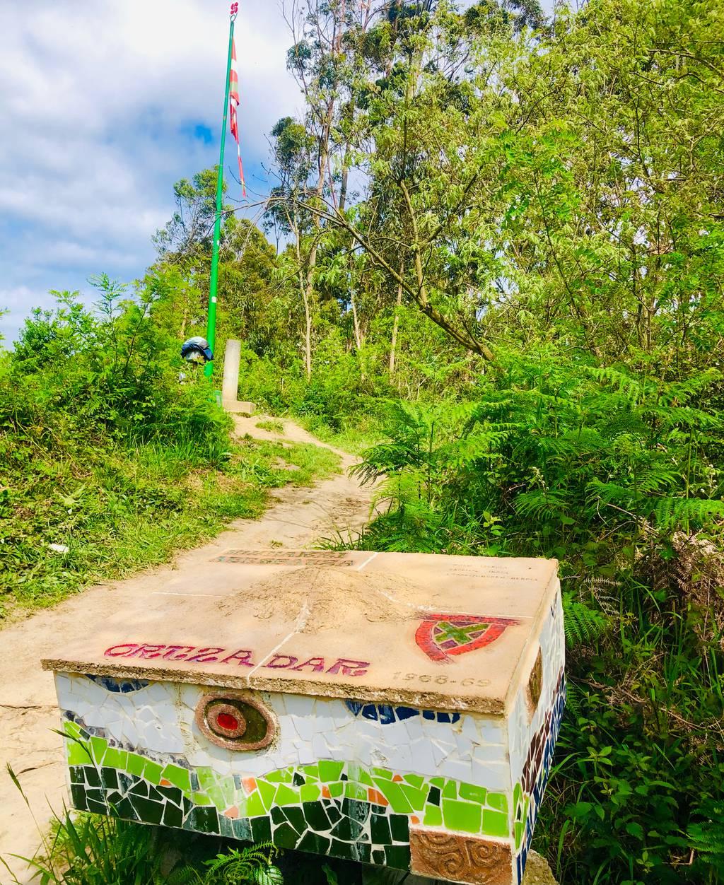 Sari txu  erabiltzailea Munarrikolanda puntan, 2021-05-12 11:58