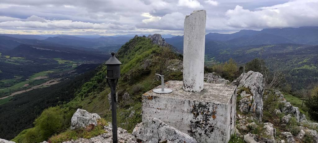 Benito Kamela erabiltzailea Arrayuelas puntan, 2021-05-13 11:04