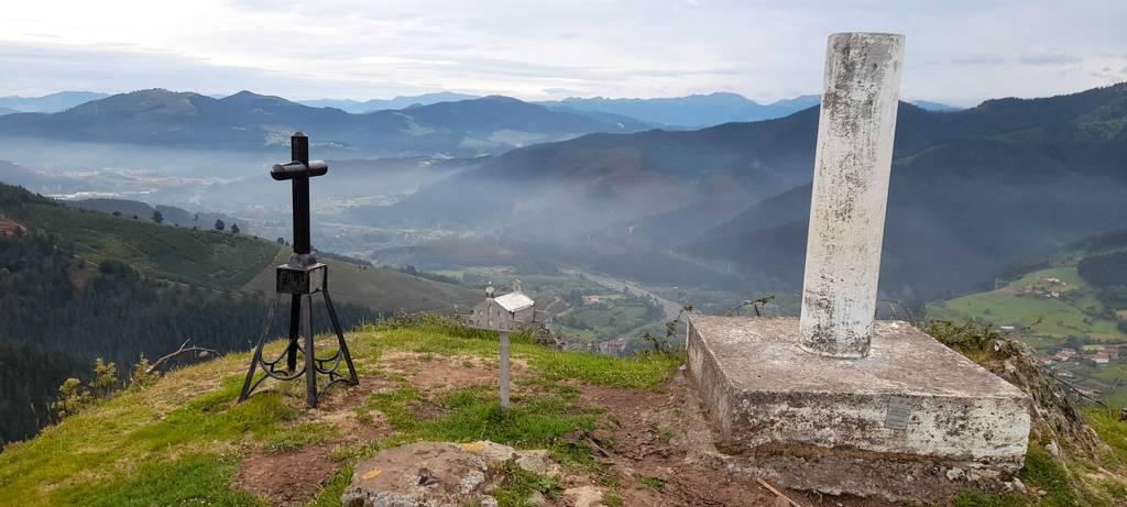 Iñaki Carrero Bujan erabiltzailea Alpitsu puntan, 2021-05-15 09:06