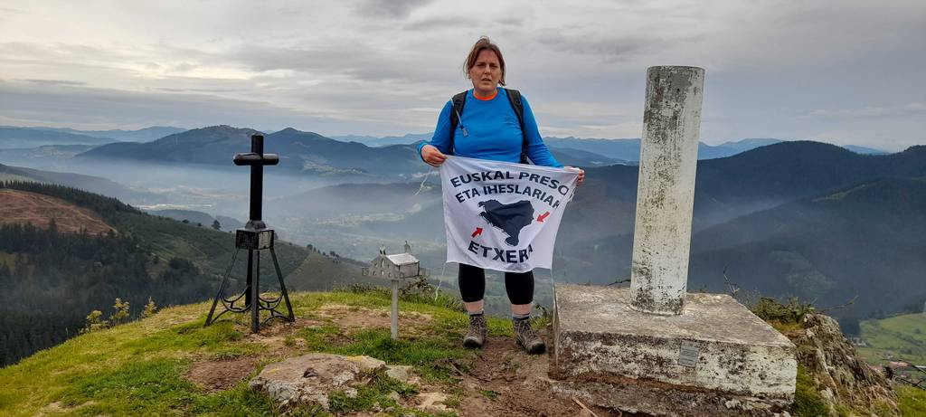 Sonia Campos erabiltzailea Alpitsu puntan, 2021-05-15 09:09