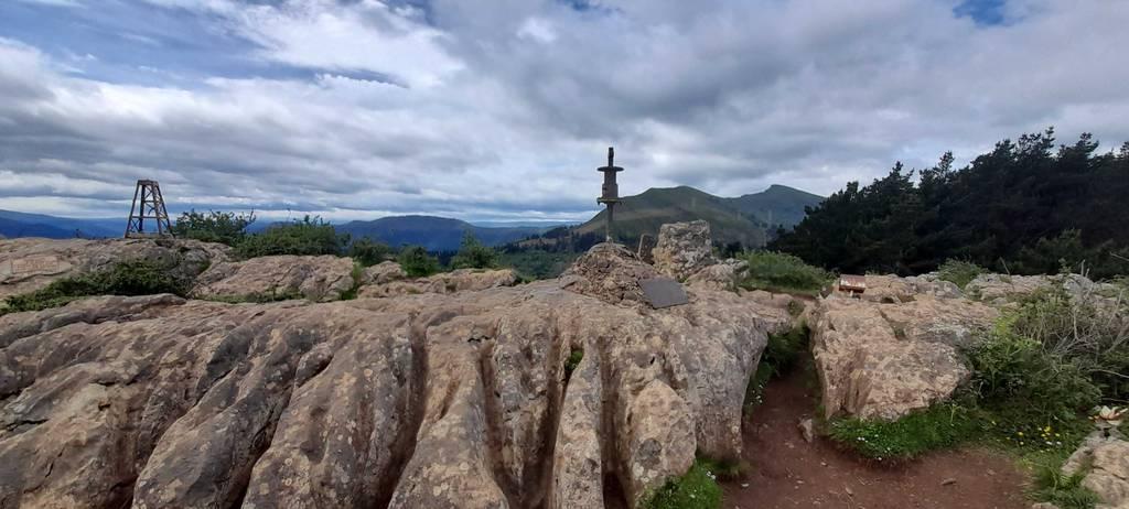 Iñaki Carrero Bujan erabiltzailea Pagasarri puntan, 2021-05-15 12:33