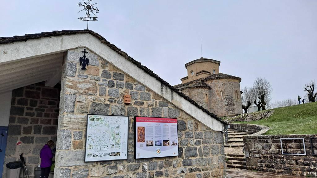 Manu Aldea erabiltzailea San Migel puntan, 2021-05-15 12:50