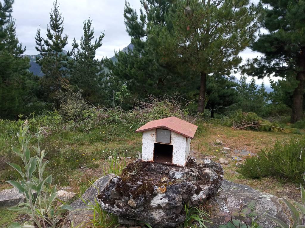 Izarra Aizpurua erabiltzailea Larragain puntan, 2021-05-15 14:41