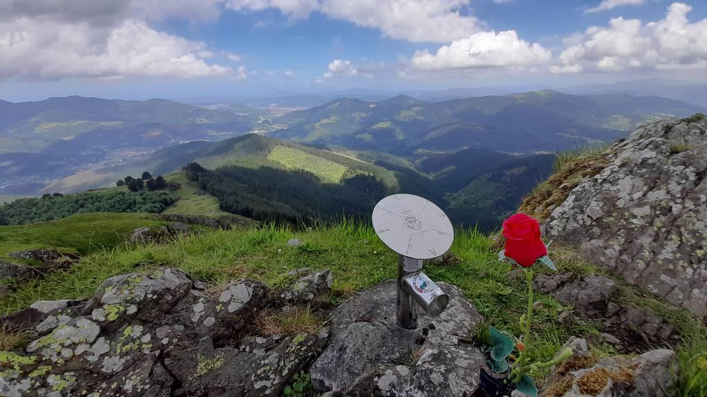 Lander EK erabiltzailea Untzueta puntan, 2021-05-17 13:39