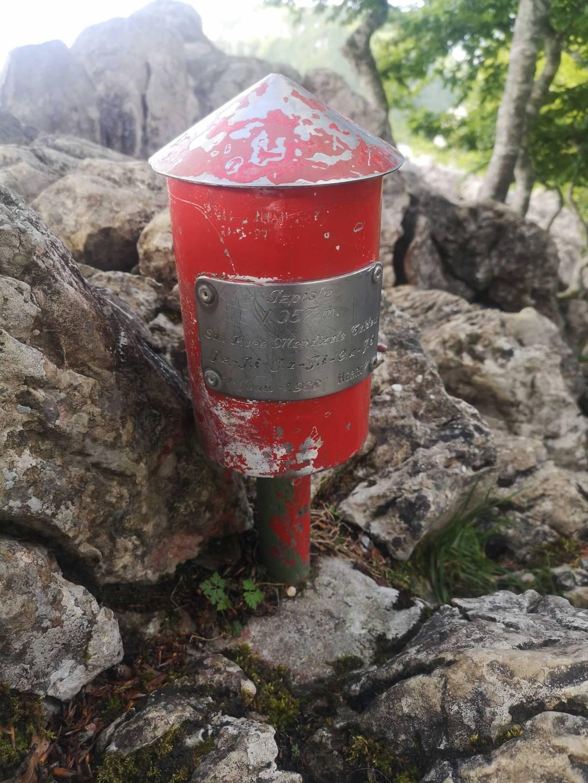Zuriñe Larrinaga erabiltzailea Iruatxeta (Ipizte) puntan, 2021-05-23 09:12
