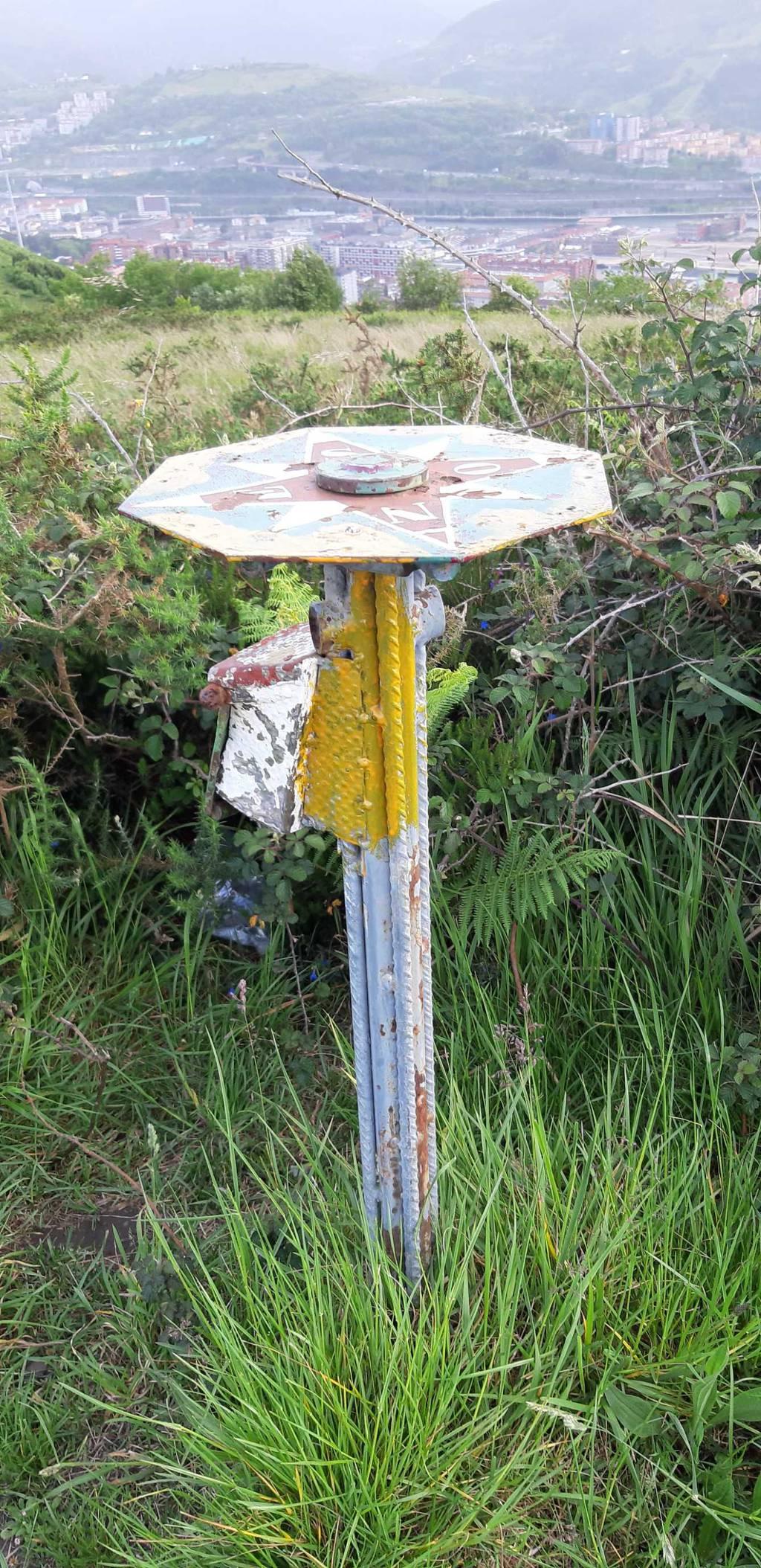 Irrintzi L erabiltzailea San Bernabe puntan, 2021-05-24 19:41