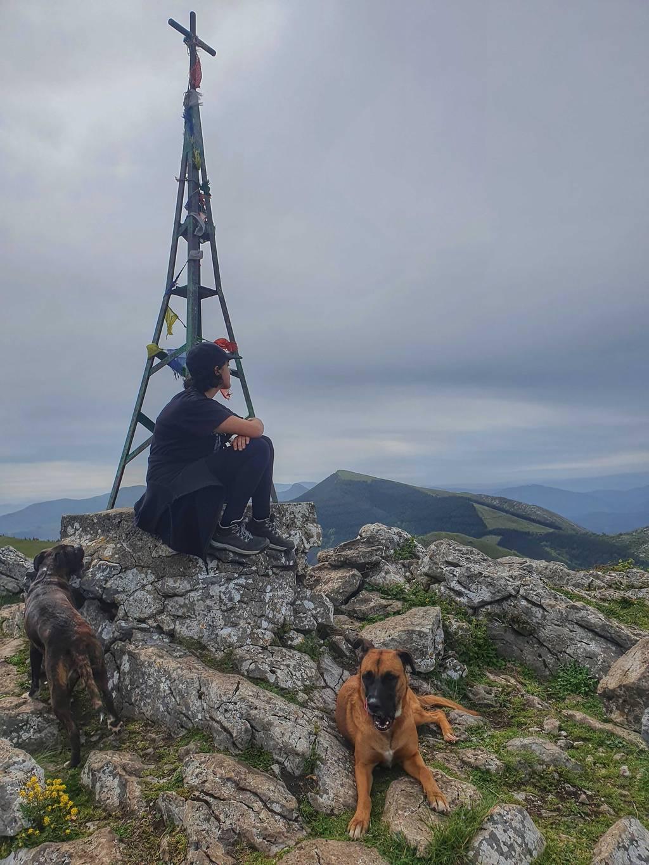 oskar garcia erabiltzailea Pico de la Cruz puntan, 2021-05-26 11:39