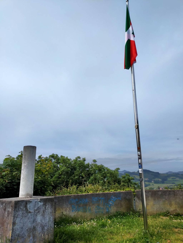 Yaiza Fernandez erabiltzailea San Anton puntan, 2021-05-28 10:46