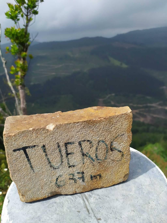 Ttipi Ttapa erabiltzailea Los Tueros puntan, 2021-05-29 16:36