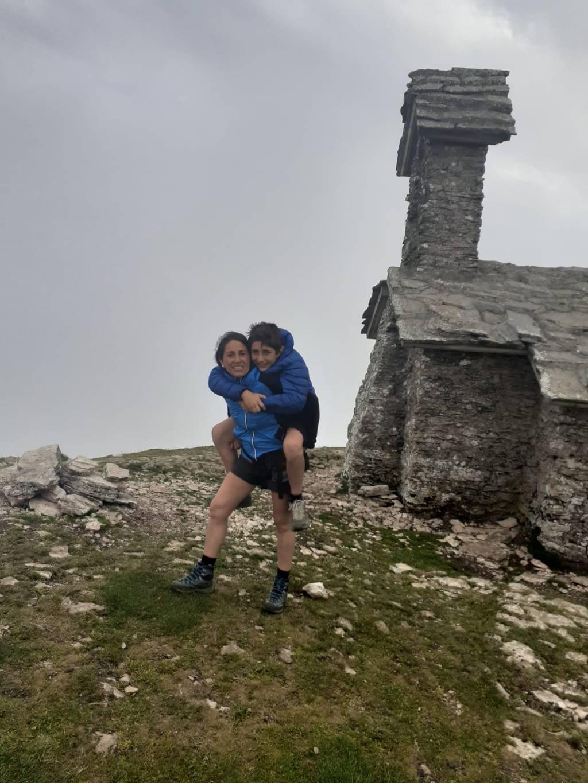Tamara Txikon erabiltzailea Beriain (San Donato) puntan, 2021-05-29 18:41