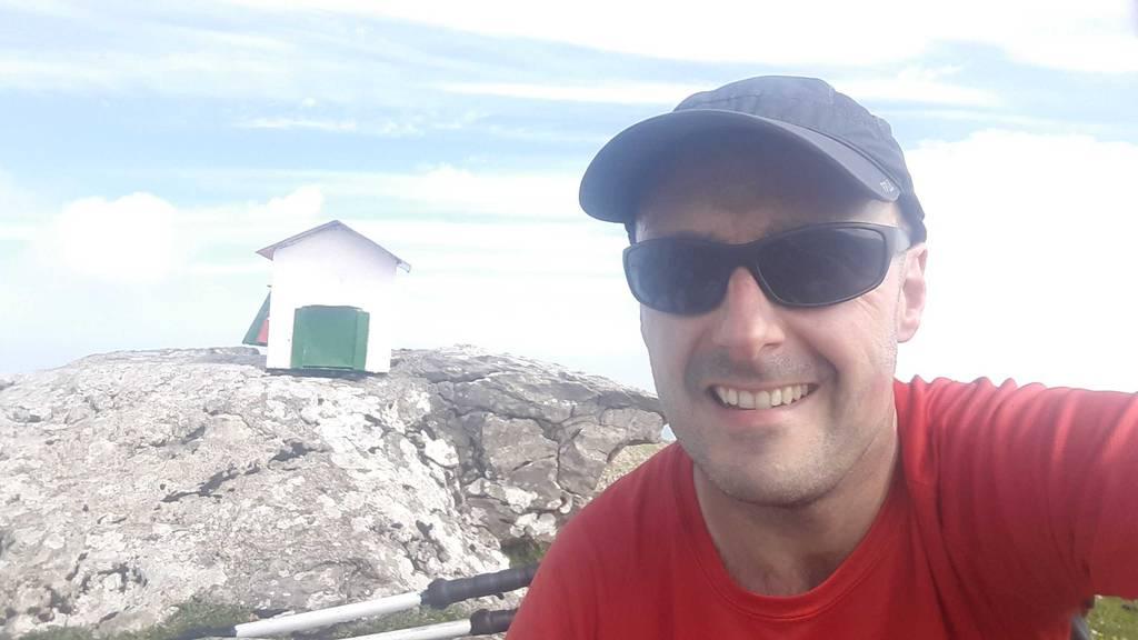 Mikel Larreategi erabiltzailea Ganboa puntan, 2021-05-30 11:02